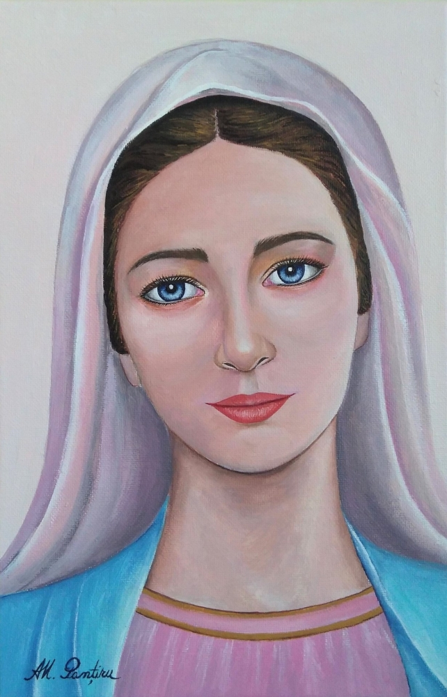 Virgin Mary par Ana-Maria